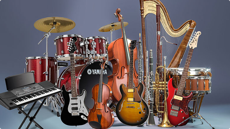 We Buy and Loan on all types of musical instruments